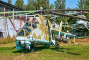 44 - Russia - Air Force Mil Mi-24V aircraft