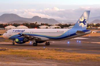 XA-MXM - Interjet Airbus A320