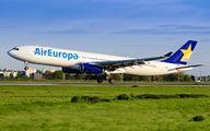 EC-MIN - Air Europa Airbus A330-300 aircraft