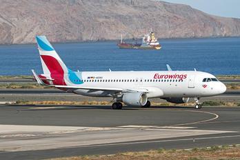 D-AEWX - Eurowings Airbus A320