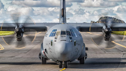 5699 - Norway - Royal Norwegian Air Force Lockheed C-130J Hercules