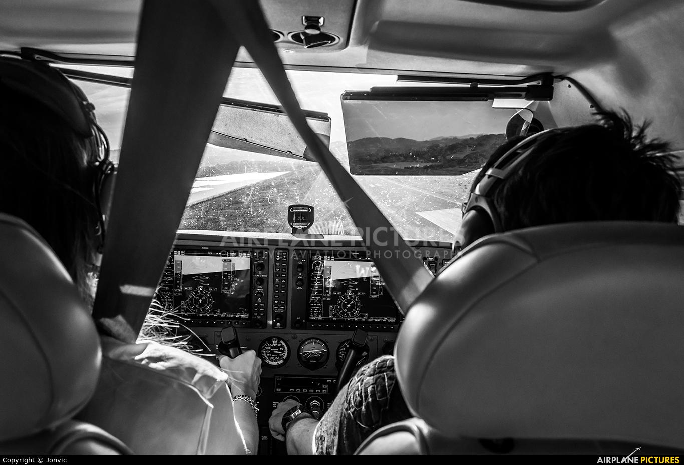 Private EC-KPN aircraft at San Sebastian