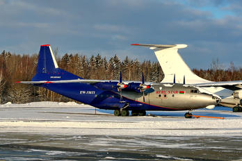 EW-338TI - Ruby Star Air Enterprise Antonov An-12 (all models)