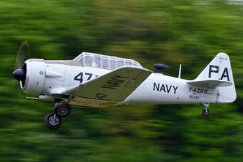 F-AZRB - Private North American Harvard/Texan (AT-6, 16, SNJ series)