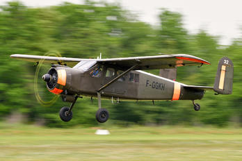 F-GGKH - Private Max Holste MH.1521 Broussard