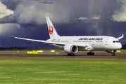 JA833J - JAL - Japan Airlines Boeing 787-8 Dreamliner aircraft