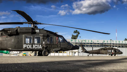 PNC-0606 - Colombia - Police Sikorsky UH-60L Black Hawk