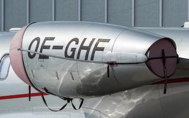 OE-GHF - Lyoness Aviation Learjet 40