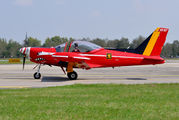 "ST-27 - Belgium - Air Force ""Les Diables Rouges"" SIAI-Marchetti SF-260 aircraft"