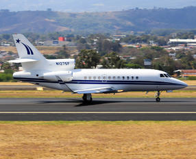 N127SF - AVN Air Dassault Falcon 900 series