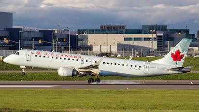 C-FMZR - Air Canada Embraer ERJ-190 (190-100)