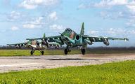 24 - Russia - Air Force Sukhoi Su-25SM aircraft