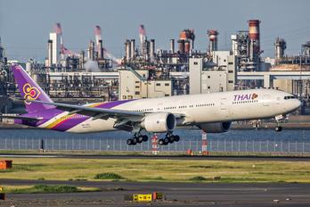 HS-TKV - Thai Airways Boeing 777-300ER