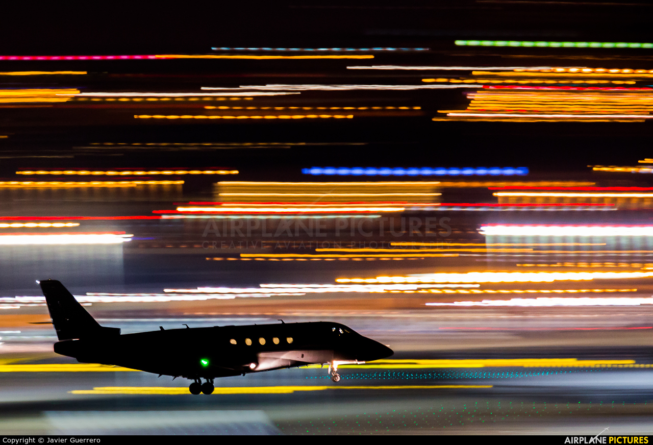 Executive Airlines  EC-KRN aircraft at Madrid - Barajas