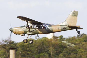 ZU-ADI - Private Aermacchi SPA AM.3C Bosbok