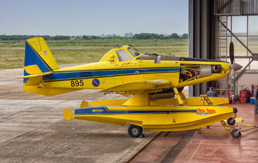 895 - Croatia - Air Force Air Tractor AT-802