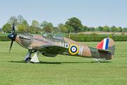 G-HUPW - Private Hawker Hurricane I aircraft