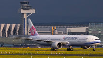 B-18053 - China Airlines Boeing 777-300ER aircraft