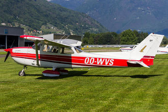 OO-WVS - Private Cessna 172 Skyhawk (all models except RG)