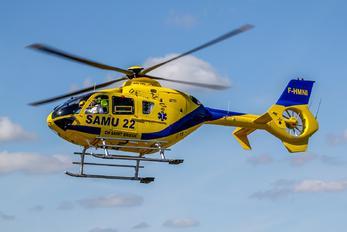 F-HMNI - France - Sécurité Civile Eurocopter EC135 (all models)