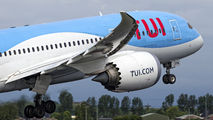 PH-TFK - TUI Airlines Netherlands Boeing 787-8 Dreamliner aircraft