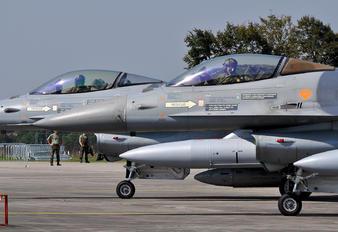FA-107 - Belgium - Air Force General Dynamics F-16AM Fighting Falcon