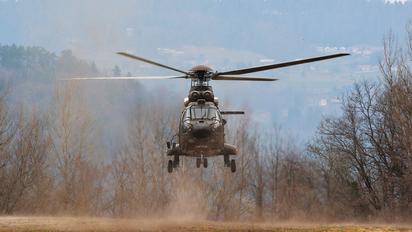 H3-74 - Slovenia - Air Force Eurocopter AS532 Cougar