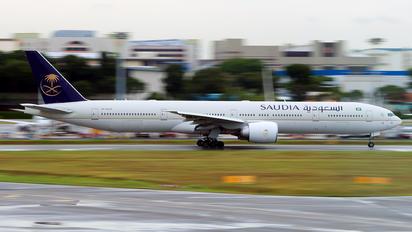 HZ-AK29 - Saudi Arabian Airlines Boeing 777-300ER