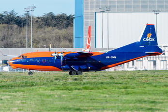 UR-CNN - Cavok Air Antonov An-12 (all models)