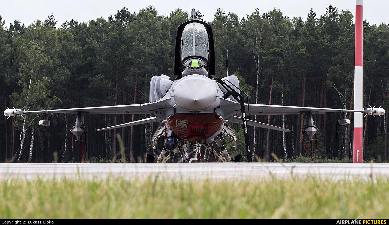 Poland - Air Force 4056 aircraft at Łask AB
