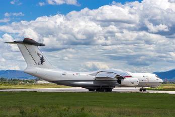 JY-JIC - Jordan International Air Cargo Ilyushin Il-76 (all models)