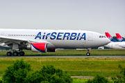 A6-EYC - Air Serbia Airbus A330-200 aircraft