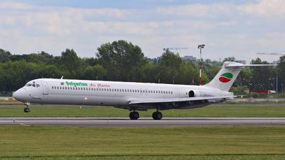 LZ-LDU - Bulgarian Air Charter McDonnell Douglas MD-82