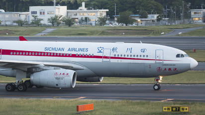 B-6535 - Sichuan Airlines  Airbus A330-200