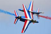 E118 - France - Air Force Dassault - Dornier Alpha Jet E aircraft