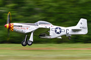 F-AZSB - Private North American P-51D Mustang aircraft