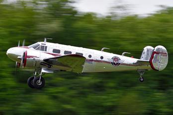 N2913B - Private Beechcraft 18 Twin Beech, Expeditor