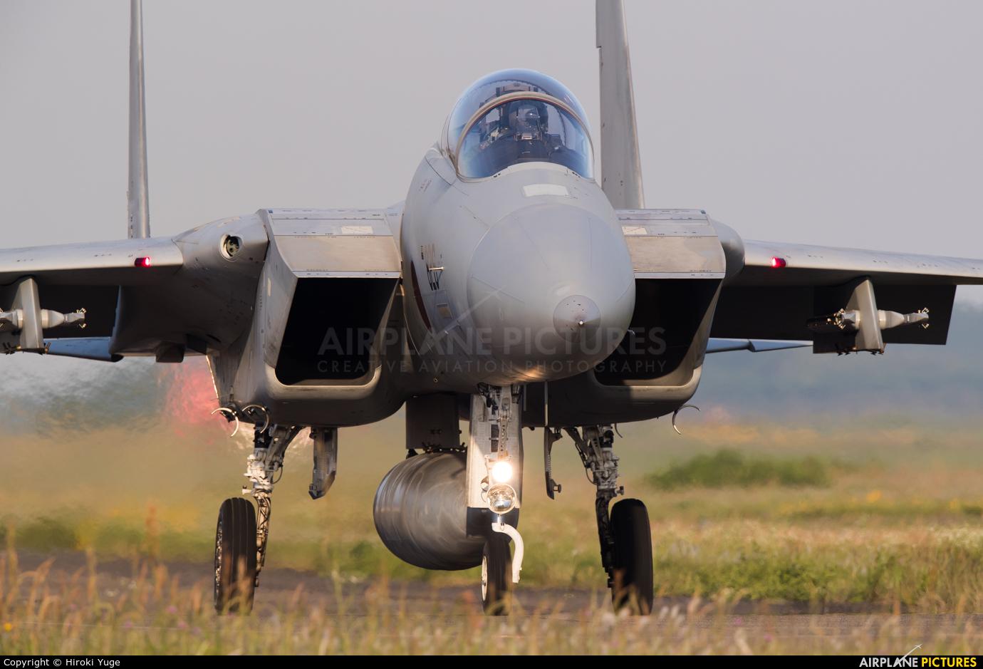 Japan - Air Self Defence Force 32-8826 aircraft at Nyutabaru AB