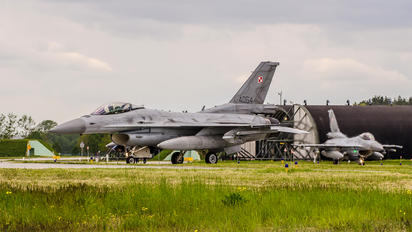 4064 - Poland - Air Force Lockheed Martin F-16C Jastrząb