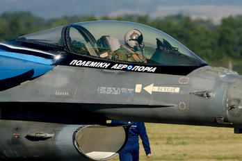 523 - Greece - Hellenic Air Force Lockheed Martin F-16C Block 52M