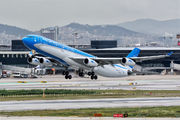 LV-FPU - Aerolineas Argentinas Airbus A340-300 aircraft
