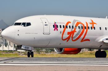 PR-GXQ - GOL Transportes Aéreos  Boeing 737-800