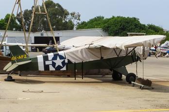 4X-AFZ - Private Piper J3 Cub