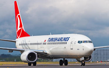 TC-JYO - Turkish Airlines Boeing 737-900ER