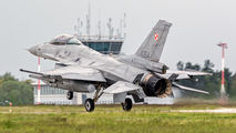 4064 - Poland - Air Force Lockheed Martin F-16C Jastrząb aircraft