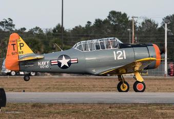 N5488V - Private North American Harvard/Texan (AT-6, 16, SNJ series)
