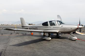N170CT - Cirrus Aviation Cirrus SR22