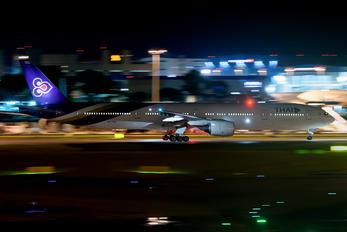 HS-TKE - Thai Airways Boeing 777-300