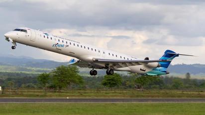 PK-GRI - Garuda Indonesia Explore Bombardier CRJ-1000NextGen