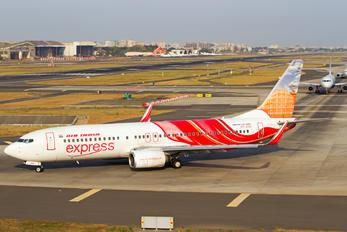VT-AXN - Air India Express Boeing 737-800